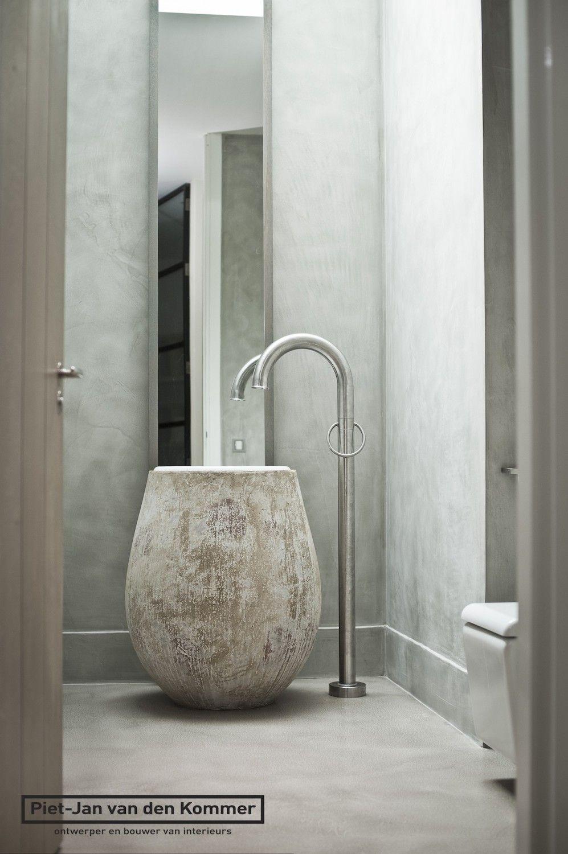 Wabi Sabi Inspiration The Beauty Of Natural Elements Interior Design Bathroom