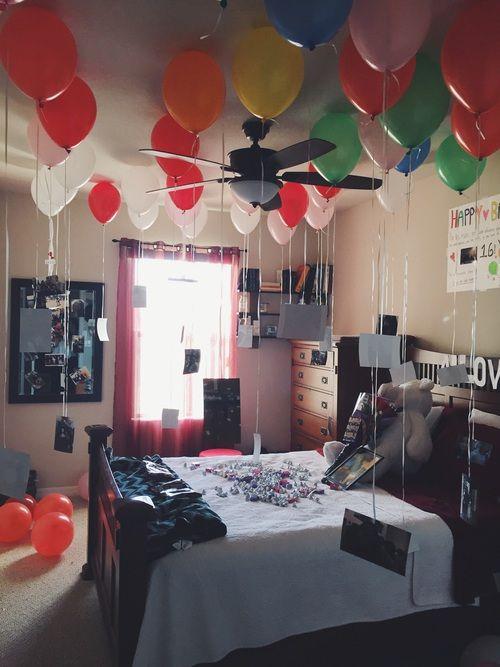 Ideas para decorar el cuarto de tu novio y darle una for Decorar regalos
