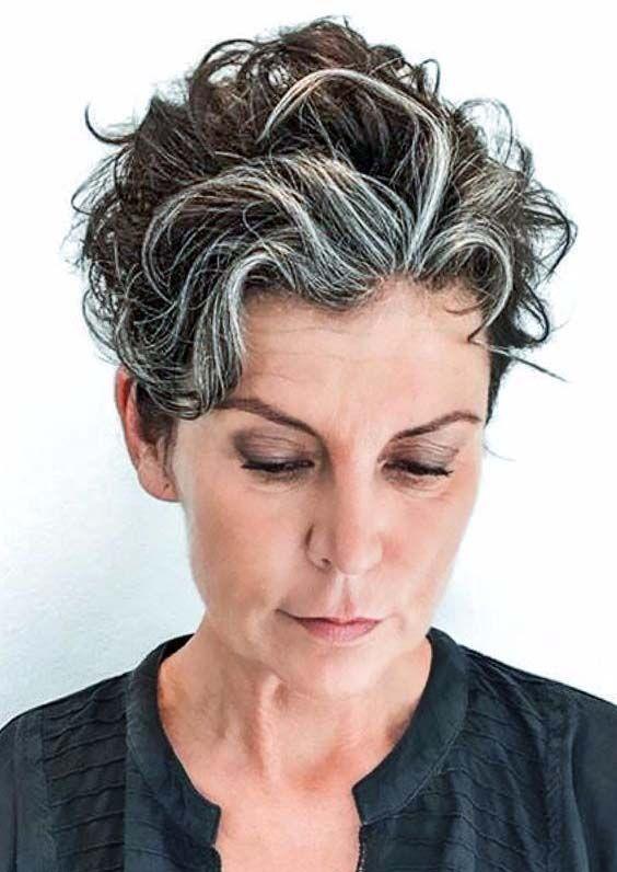 Age No Bar Anyone Can Look Great In Short Haircuts Women Hair Cuts