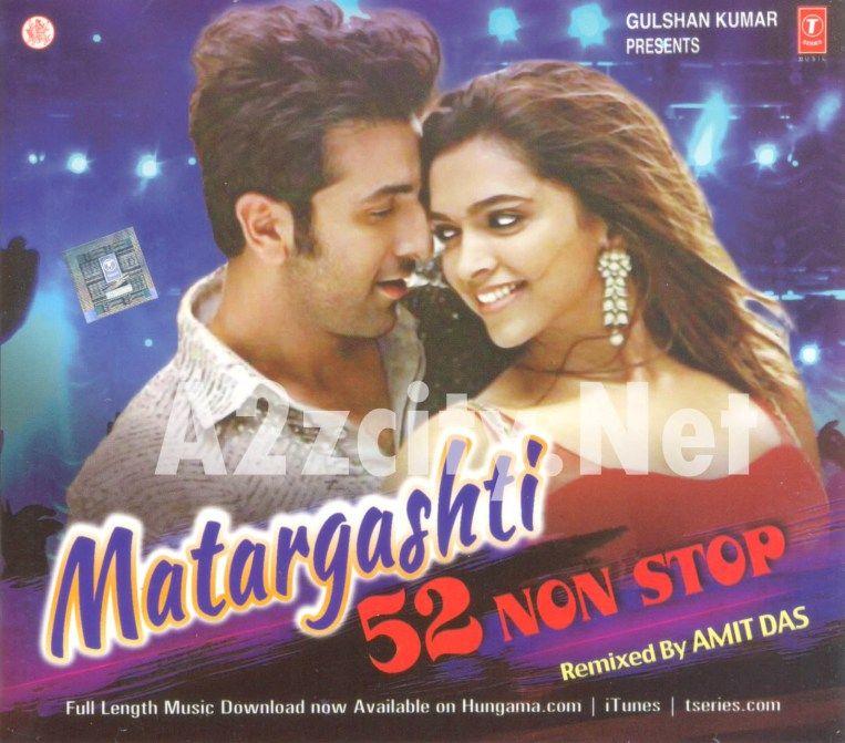 52 Non Stop Matargashti [2016-MP3-VBR-320Kbps]   matargashti