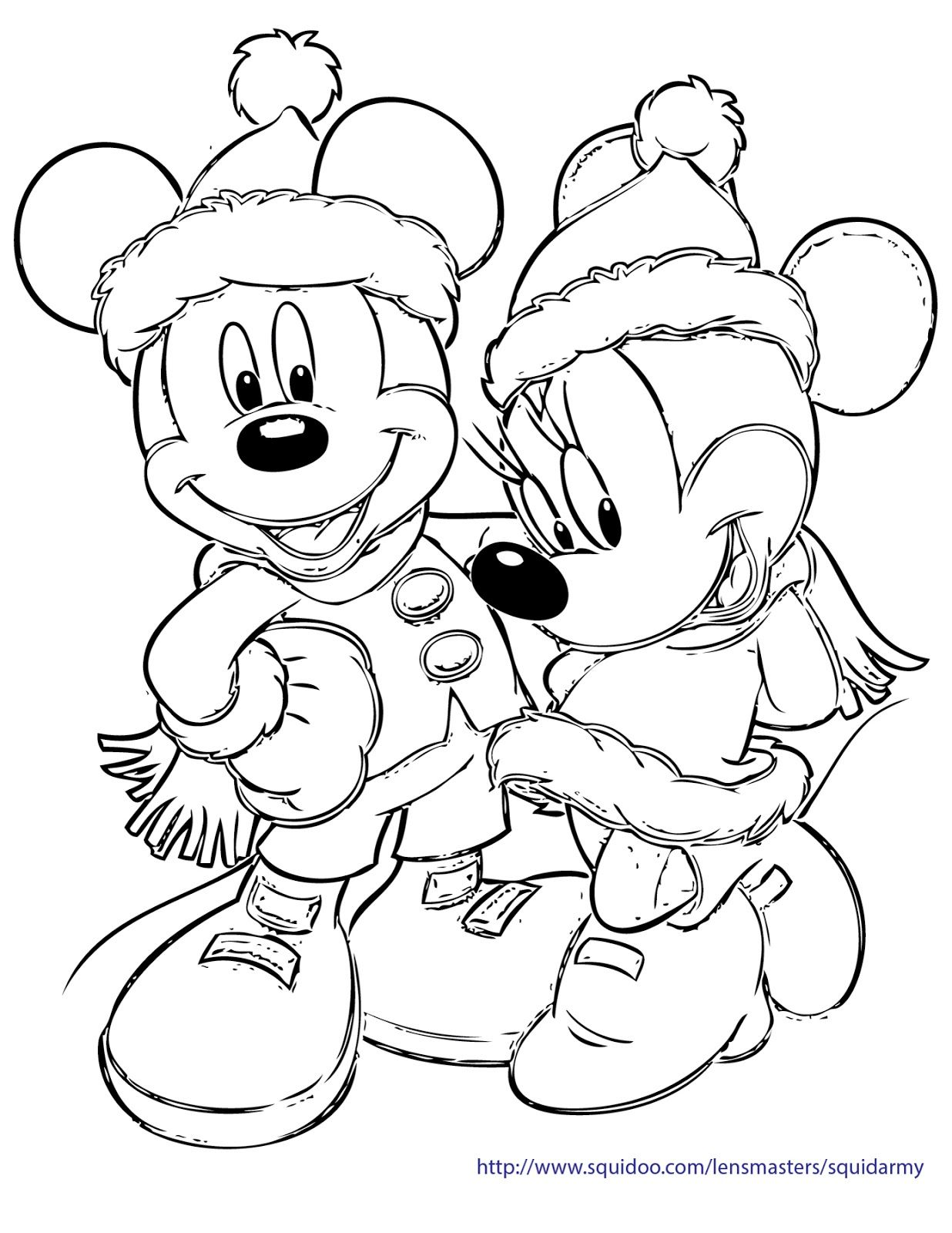 Christmas coloring pages can be fun for children of any ...
