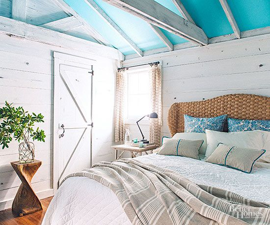 Calming Bedroom Designs Interesting The Little Lakeside Cabin We'd Like To Escape To  Master Bedroom Inspiration