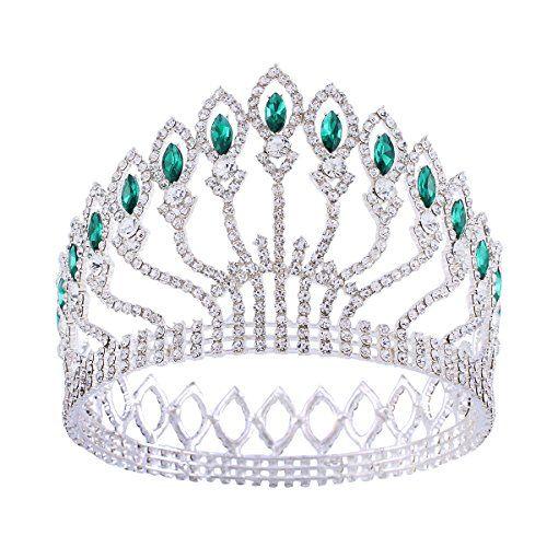 Hairstyles With Crown Queen: Tiara Accessories, Bridal Hair Tiara