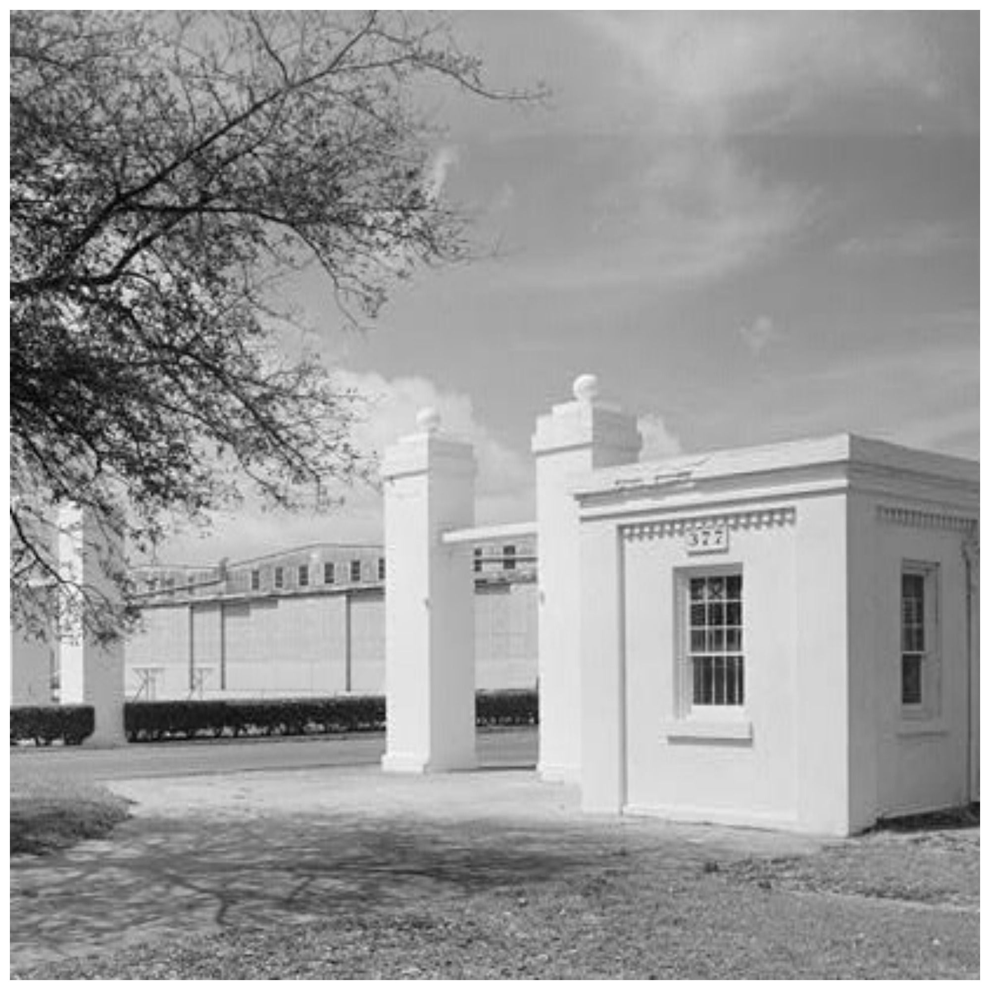 Pensacola Naval Air Station Historic DistrictOpened in