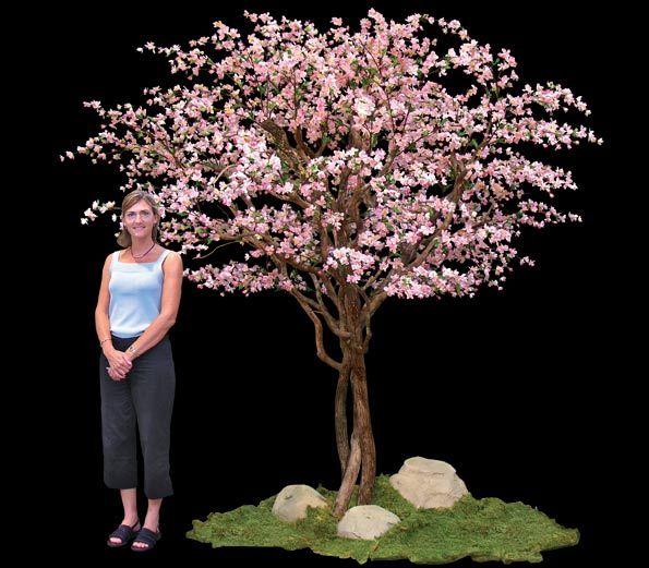 Artificial Blossom Tree Commercial Silk Int L Blossom Trees Peach Blossom Tree Artificial Cherry Blossom Tree