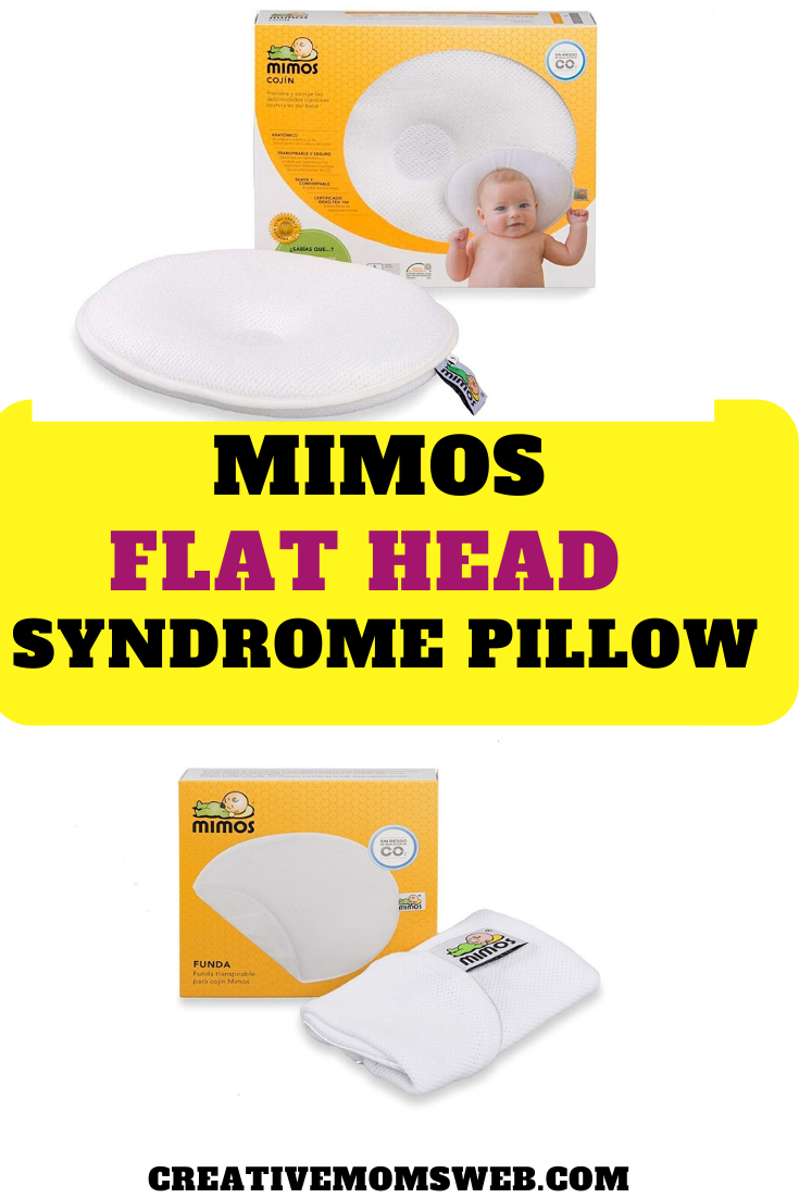 MIMOS® Baby Pillow for Baby Flat Head