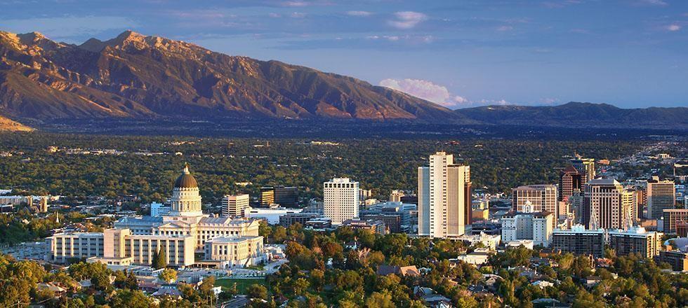 Downtown Salt Lake City Utah Tourism Visit