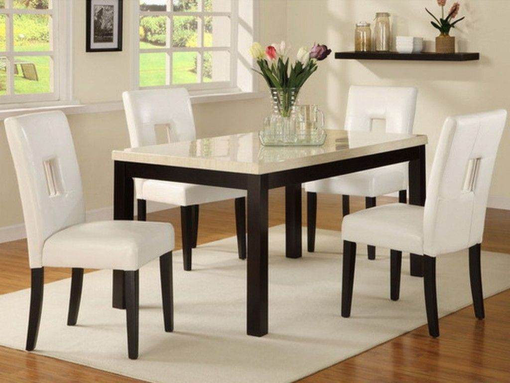 Dining Room Table And Chair Sets  Best Dining Room Table Sets Cool White Dining Room Table Set Review