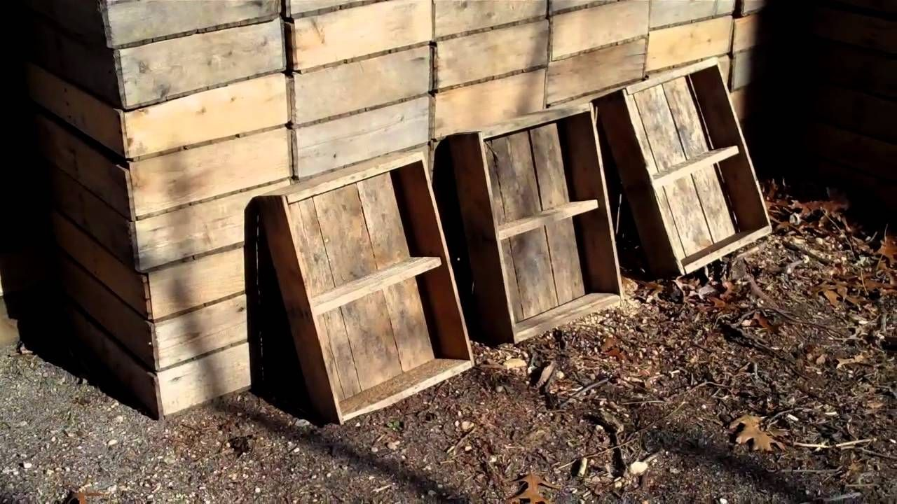 Old Vintage Blueberry Crates For Sale Old Wooden Farm Crates