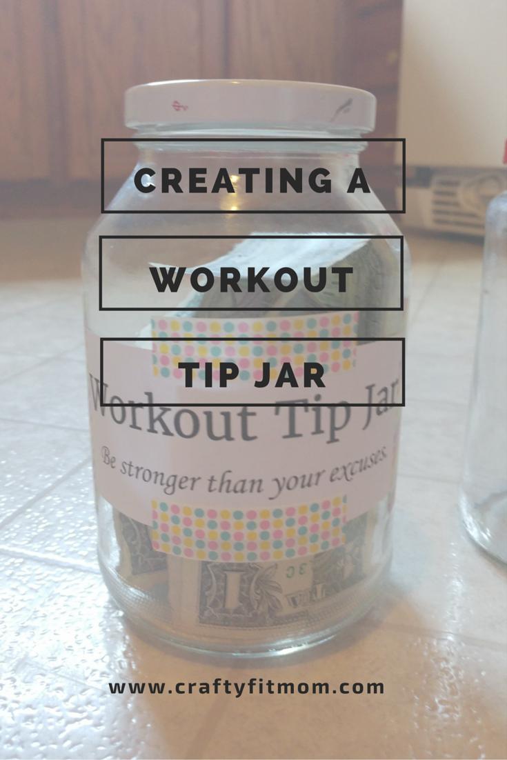Coming Soon Tip Jars Fitness Tips Jar