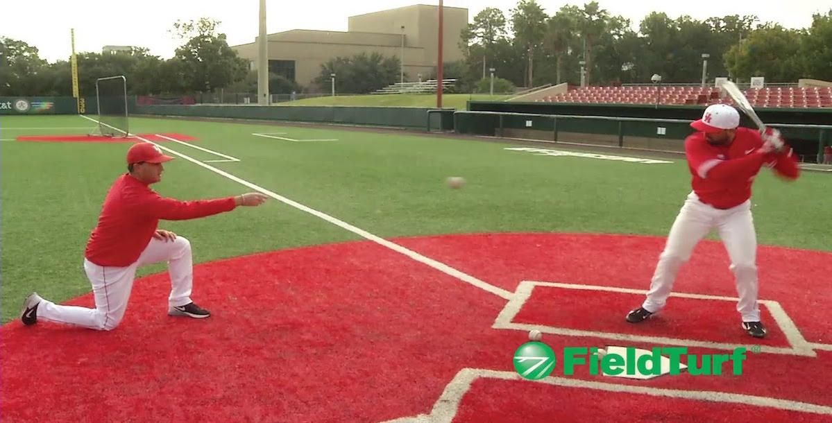 Baseball Training With Todd Whitting On Fieldturf Academy By Todd Baseball Training Baseball Baseball Field Dimensions