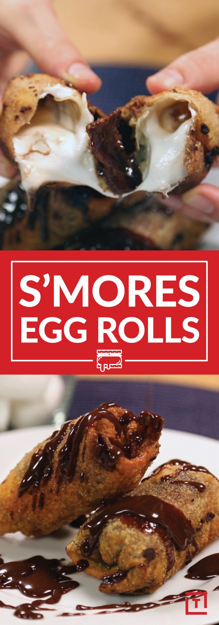 Pin by Thrillist on Recipes Air fryer recipes egg rolls