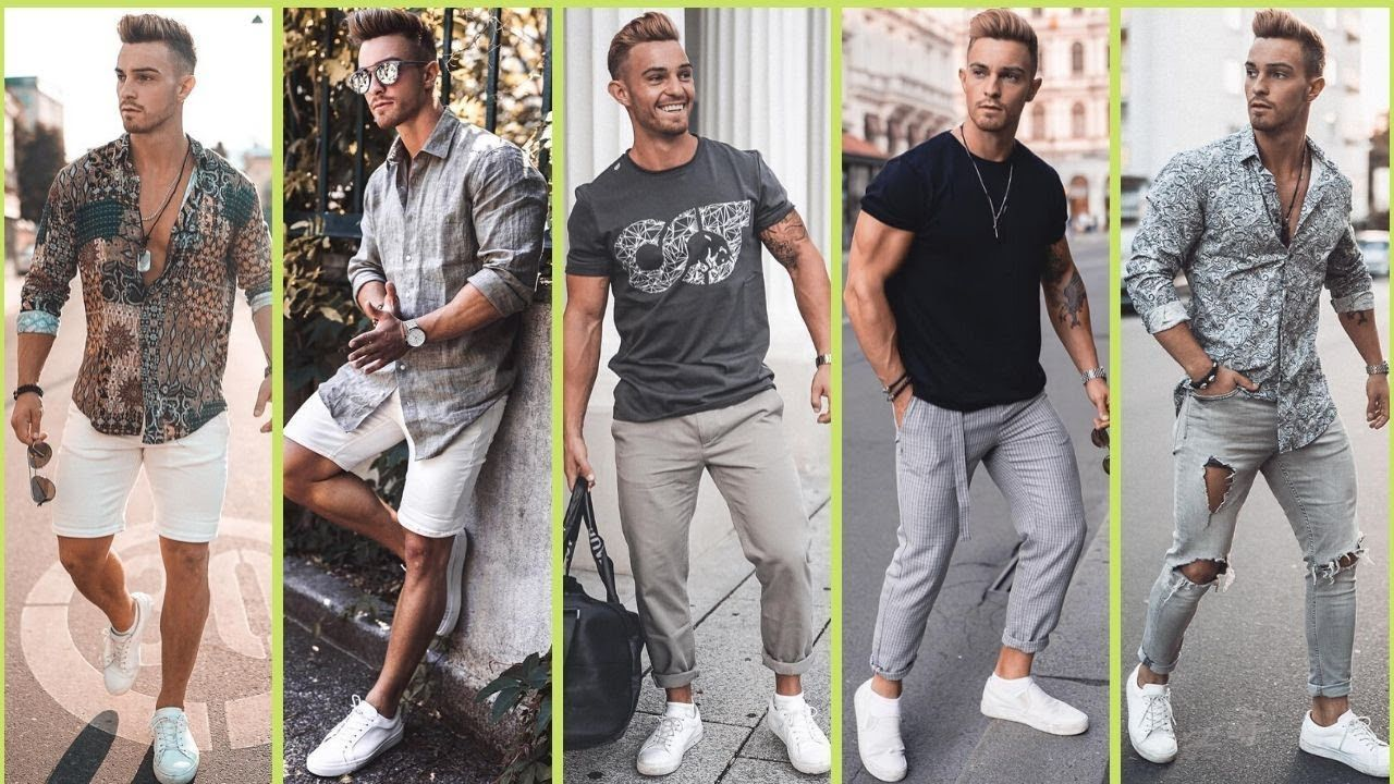 Best Men S Summer Outfit Fashion Tips And Idea For Men 2020 Grooming In 2020 Men S Summer Outfit Summer Season Outfit Summer Fashion Outfits