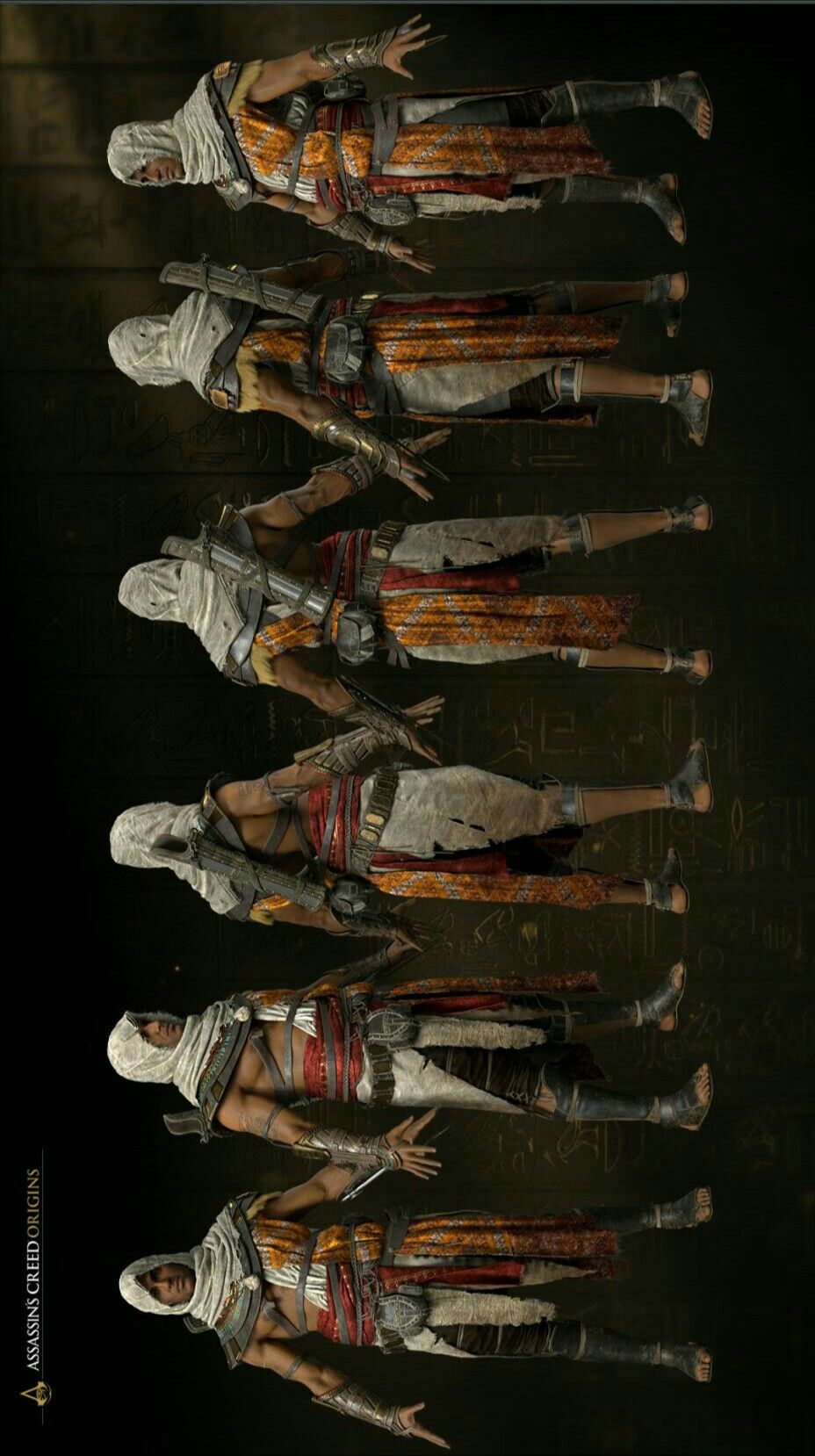 The Codex - Assassins Creed Origins - Cleopatra Cosplay Guide