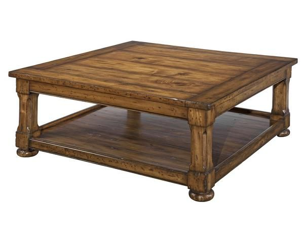 Large Square Coffee Table Canada For The Home Rustic Square