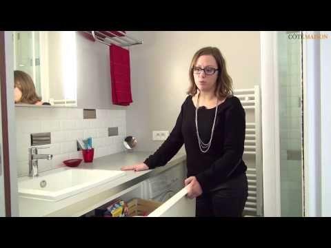 ▷ 3 m2 pour une maxi salle de bains - YouTube | Studio ...