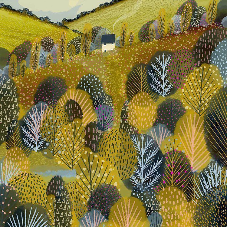 Jane Newland Janenewland Twitter Illustration Art