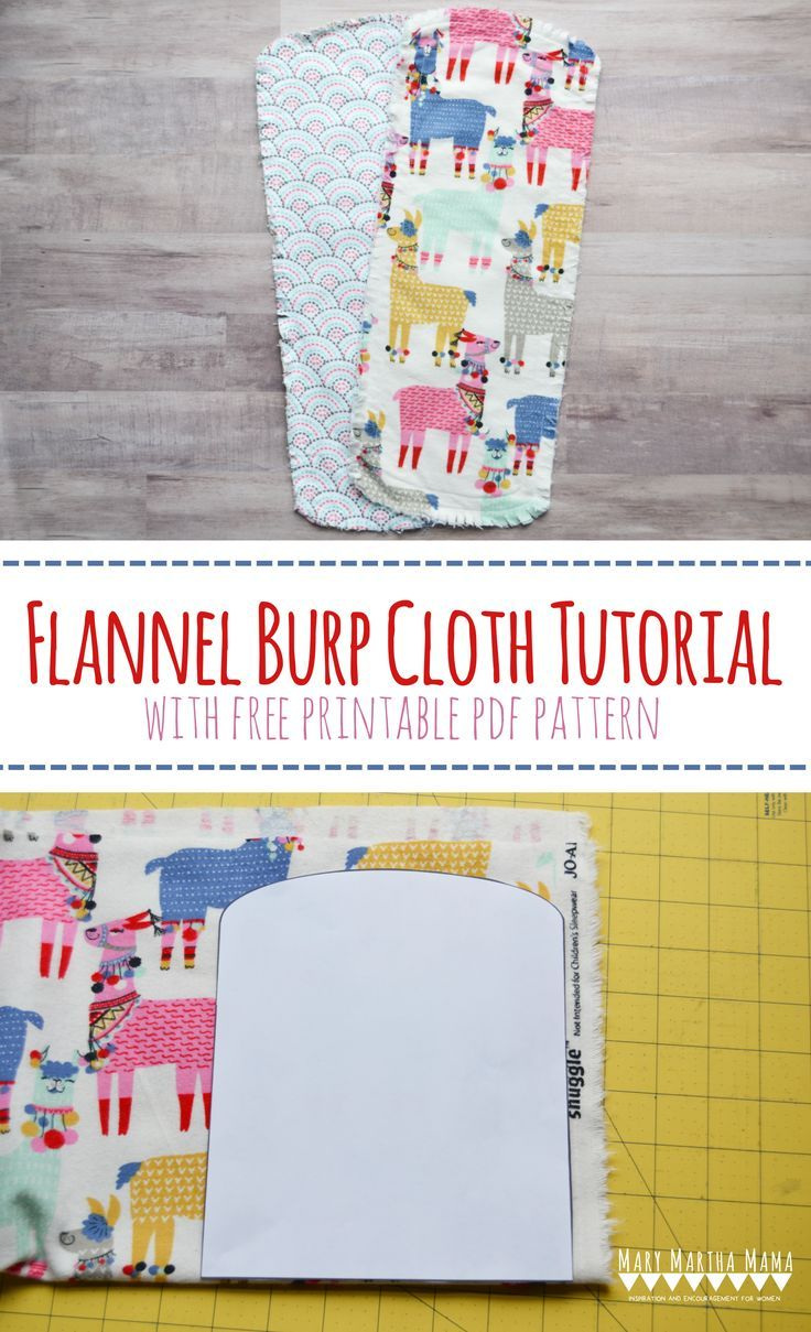 Simple chic burp cloth pattern step by step tutorial for how simple chic burp cloth pattern step by step tutorial for how to sew a baditri Image collections