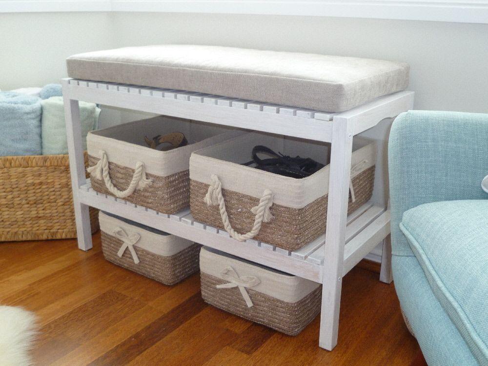 Shoe Bench Ikea Bench Shoe Bench Diy Storage Bench