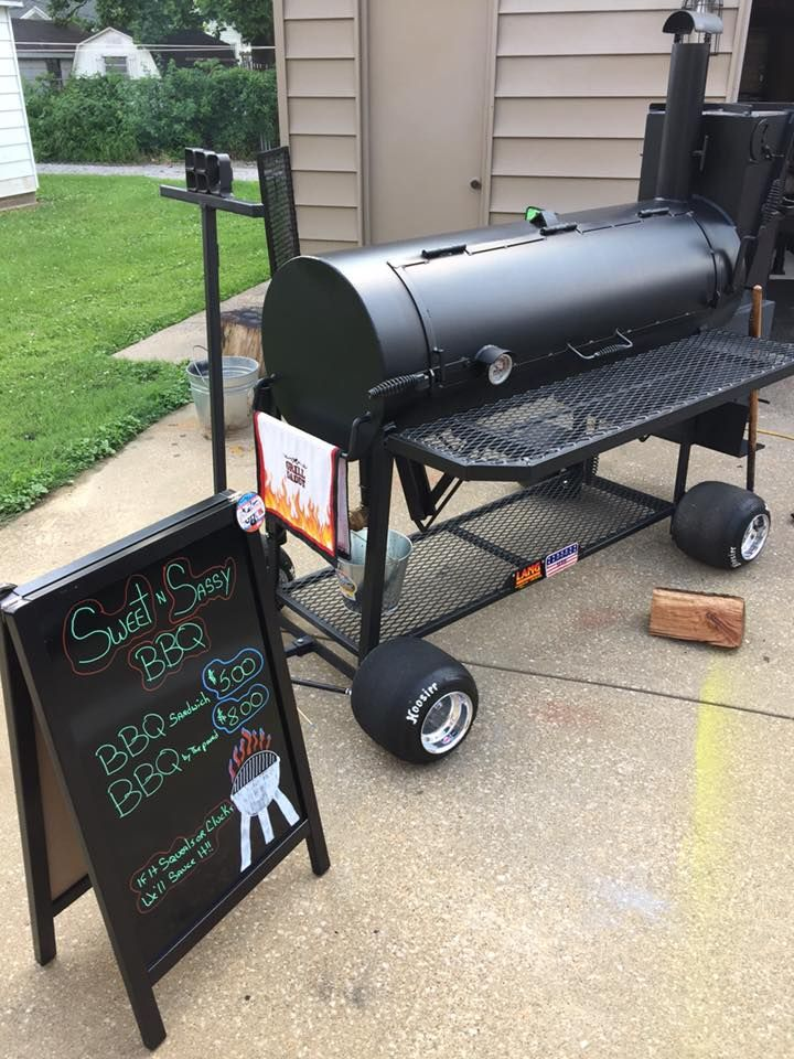 Superieur A Patio Lang BBQ Smoker Working For Sweet U0026 Sassy BBQ! Lang Smokers,  Commercial