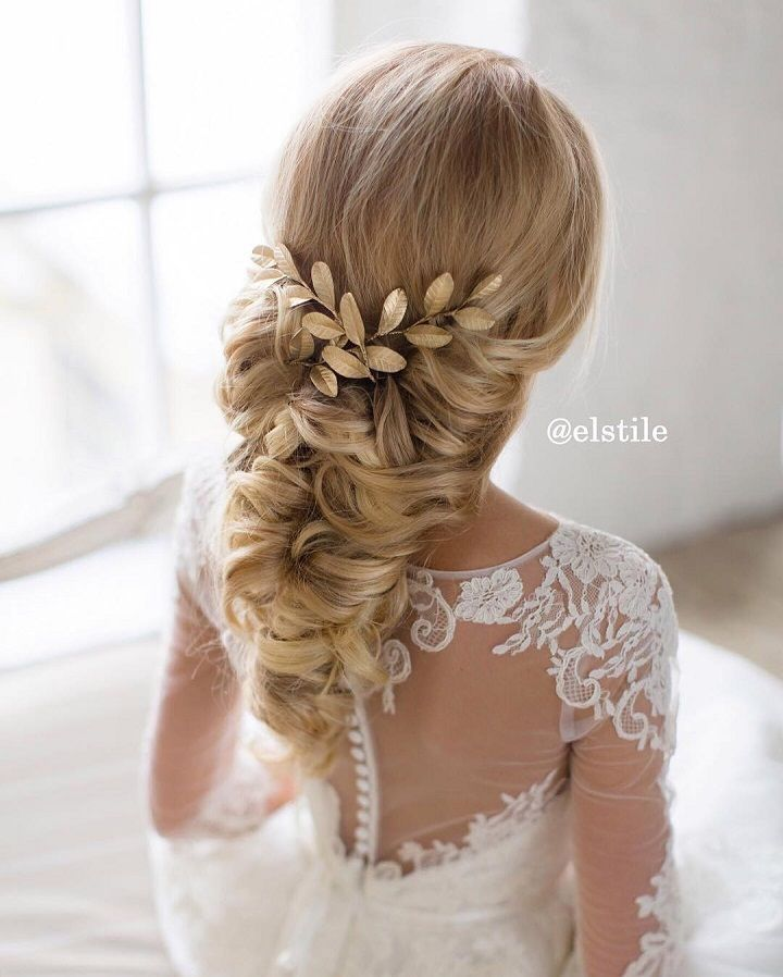32 Pretty Half Up Half Down Hairstyles Partial Updo Wedding
