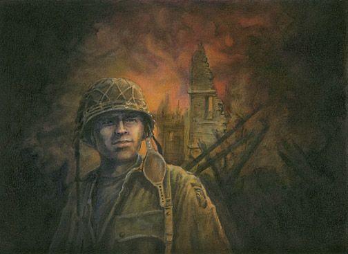 101st Airborne soldier final