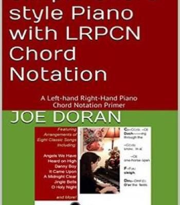 Simple Chord-Style Piano With Lrpcn Chord Notation: A Left-Hand ...