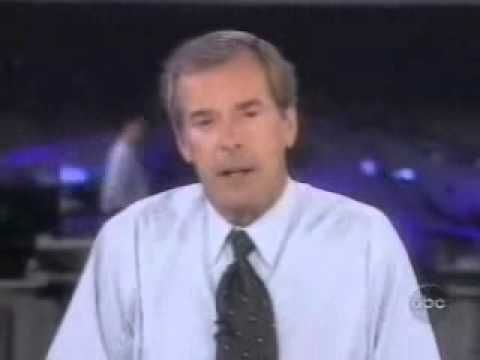 CBS News Special Report on ABC News anchor Peter Jennings Death - 080805