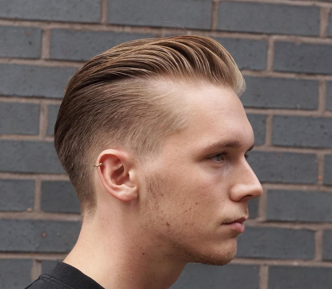 Hairstyle For Bad Receding Hairline