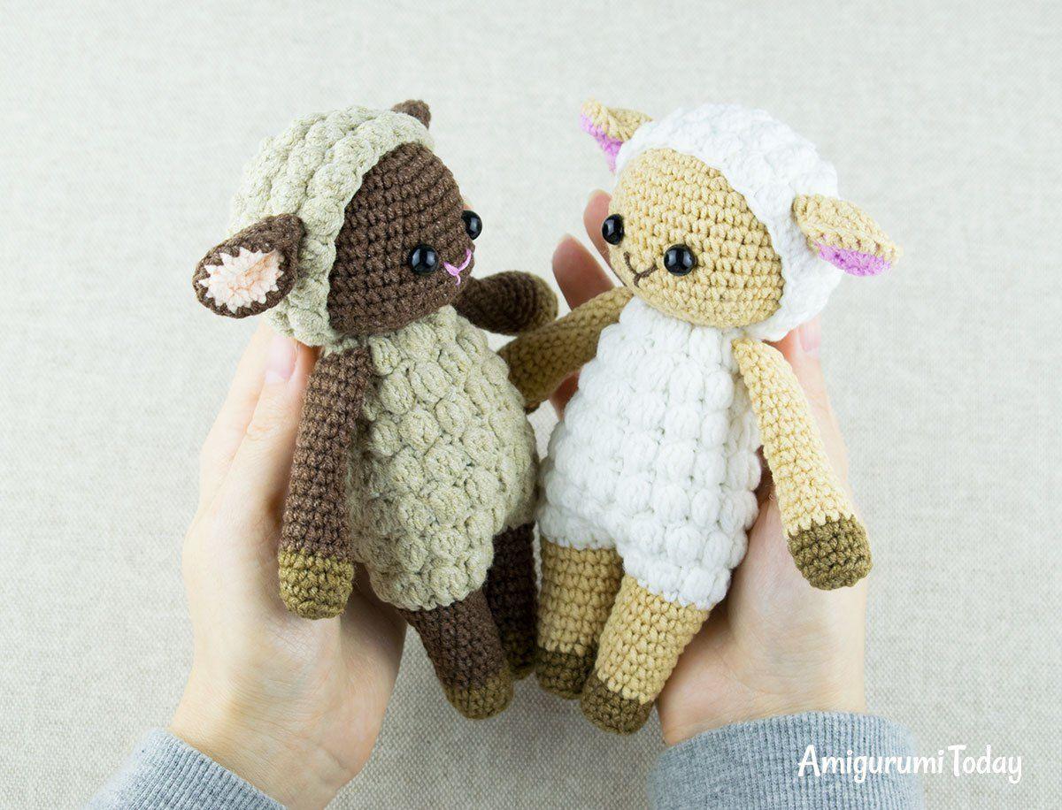 Cuddle Me Sheep amigurumi pattern | Pinterest | Schaf häkeln ...