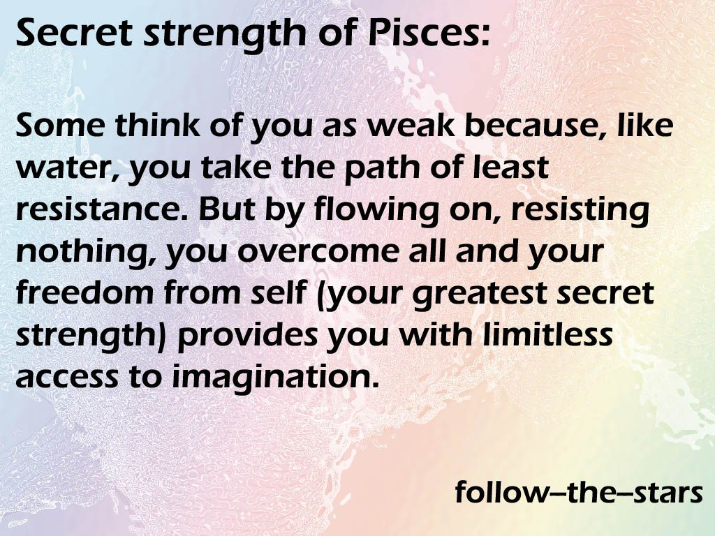 Pisces   this is very nicely worded  | Astrology Bidness | Pisces