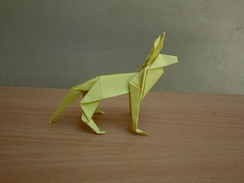 How To Make A Paper Shepherd Dog Easy