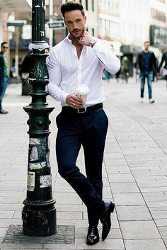 94397de47851 9 Coolest Summer Outfit Formulas For Stylish Guys   Men casual ...