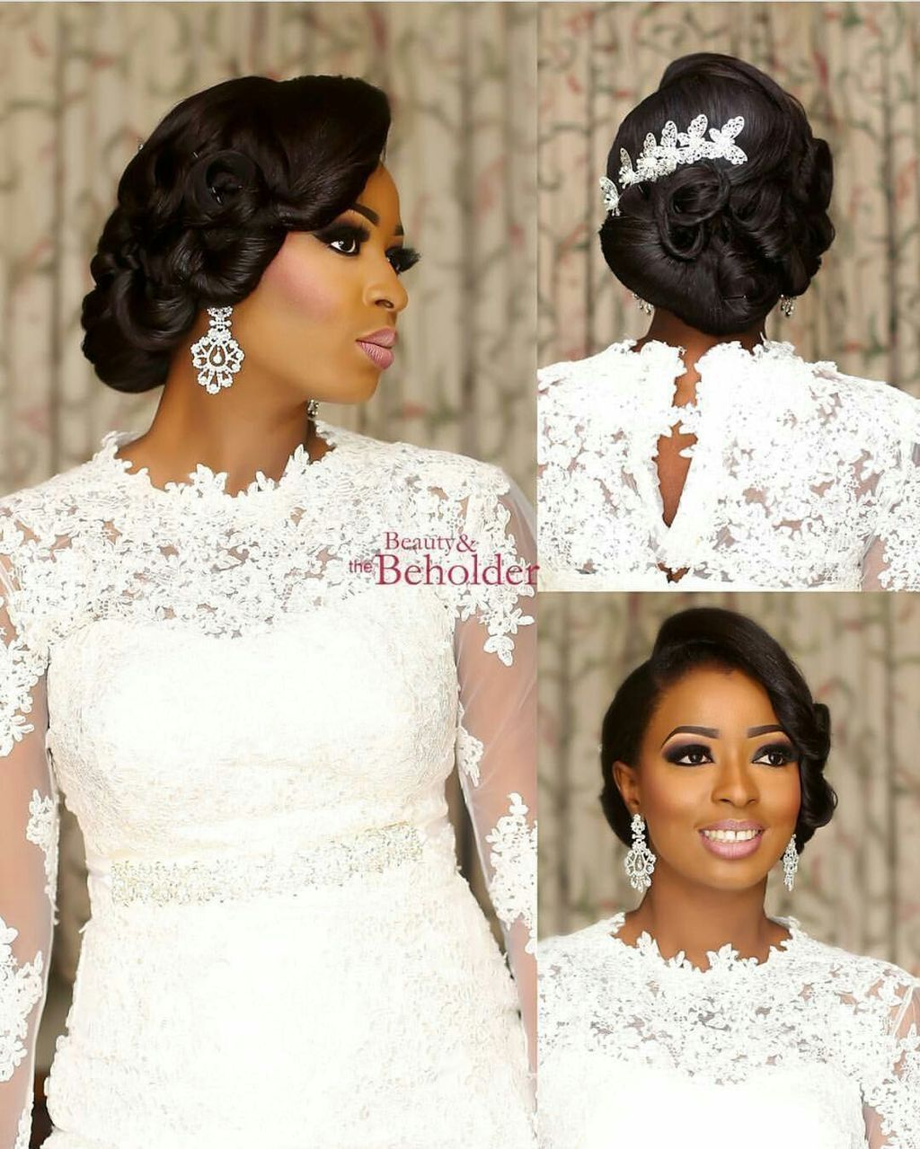 75 Easy But Cute African American Wedding Hairstyles Ideas to Makes ...