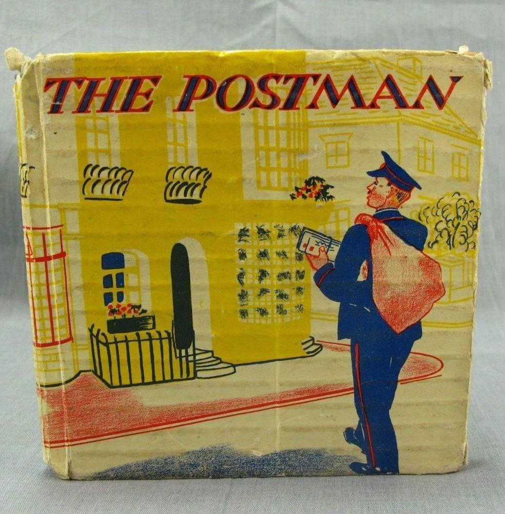 The Postman 1939 Book M C Carey London Everyday Books