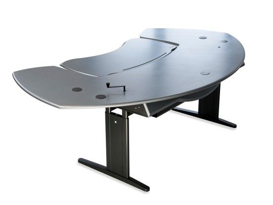 Biomorph Maxo Desk Our Largest Desk With Multiple