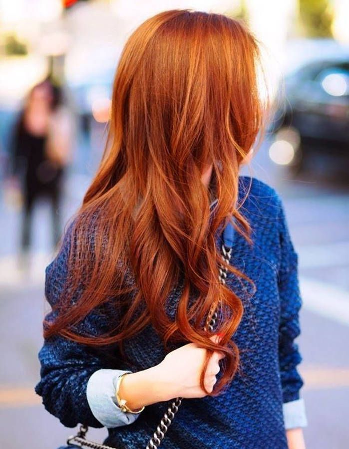 Coupe cheveux longs raides hiver 2016 Coiffure cheveux
