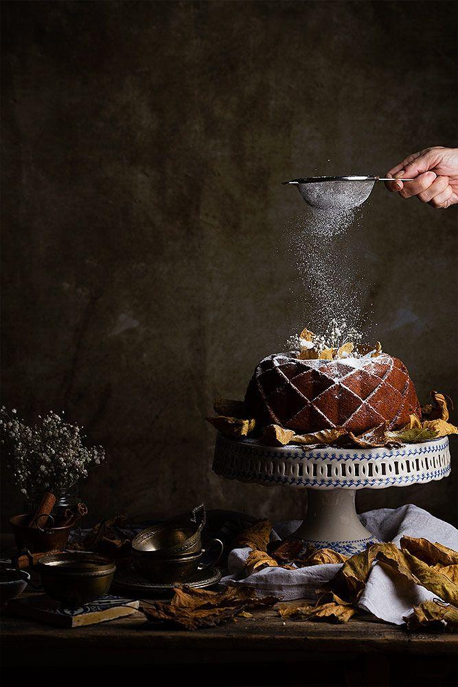 Bundt Cake De Calabaza Recipe Food Styling
