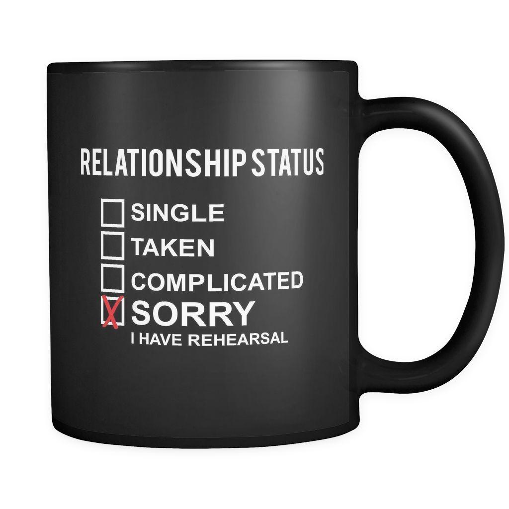 Thespian Relationship Mug Funnymemes Theatre Jokes Choir Memes Theatre Humor