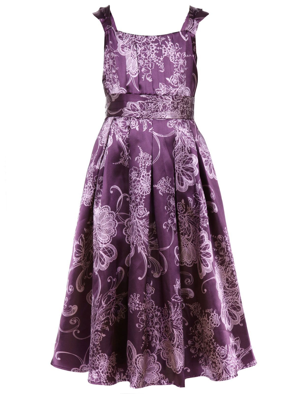 Chantilly Print Dress | Purple | Monsoon | wearable things ...
