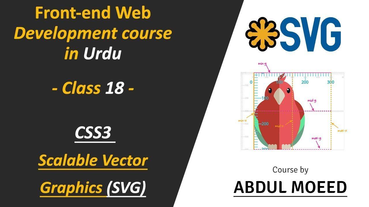 Free Frontend Web Development course in Urdu - Class 18