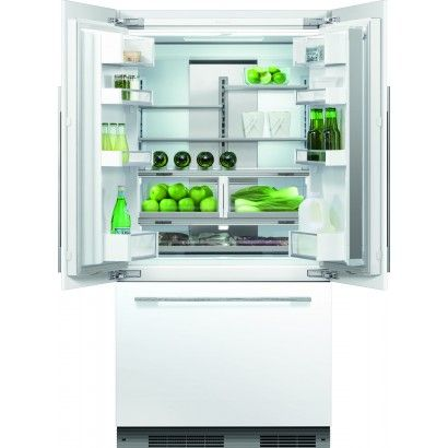 Fisher Paykel Rs36a72j1n 36 Built In French Door Refrigerator 72