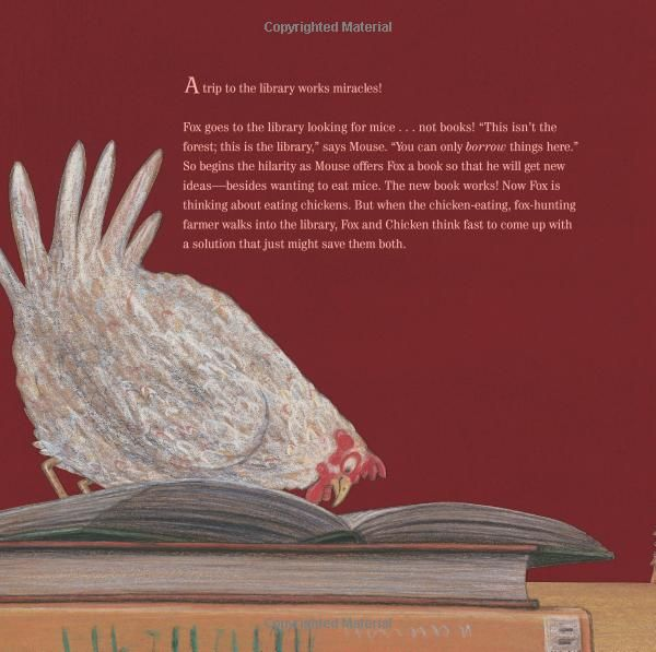 The Fox in the Library: Lorenz Pauli, Kathrin Schaerer: 9780735841505: Amazon.com: Books