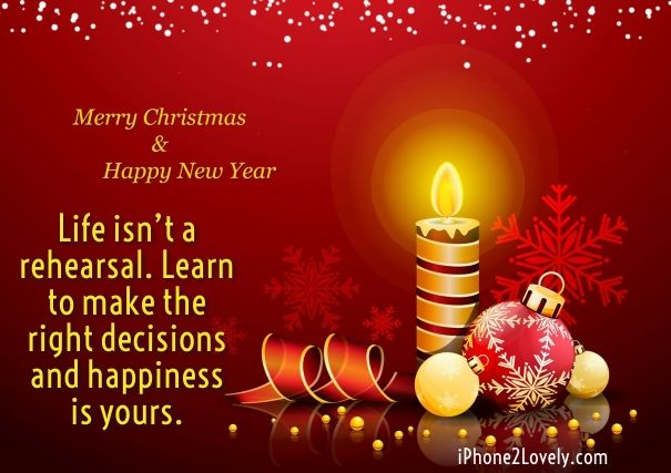 Motivational New Year Quotes Merry Christmas And Happy New Year Happy New Year Images Happy Merry Christmas