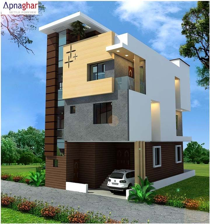 Best House Exterior Designs In The World Modern House Plans, Modern House  Design, Modern