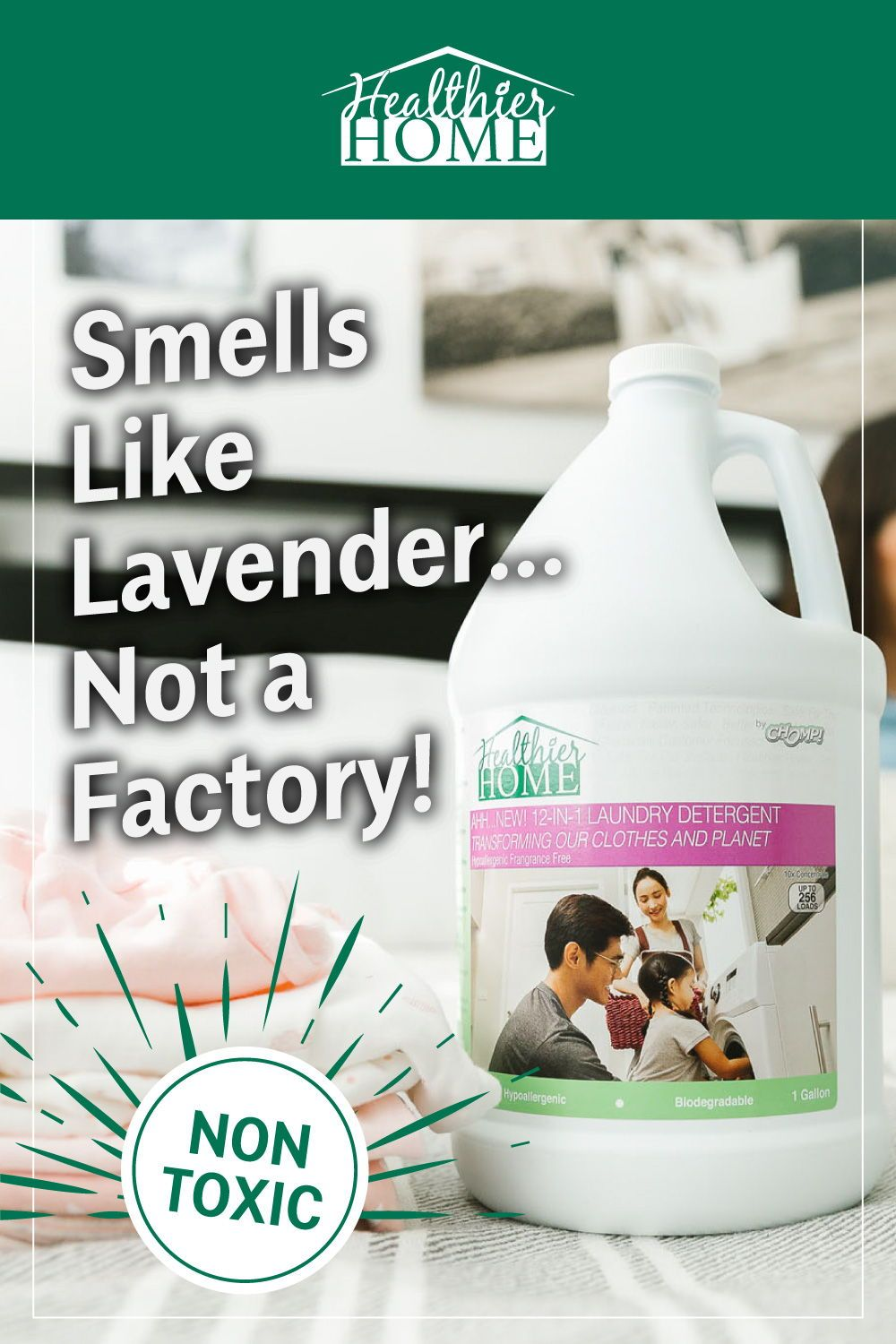 Ahh New Laundry Detergent Fragrance Free In 2020 Natural