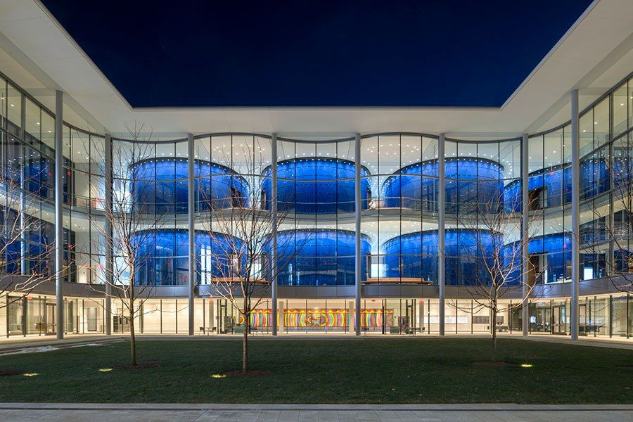 The 9 Best New University Buildings Around The World University Architecture College Architecture Best Architecture Schools