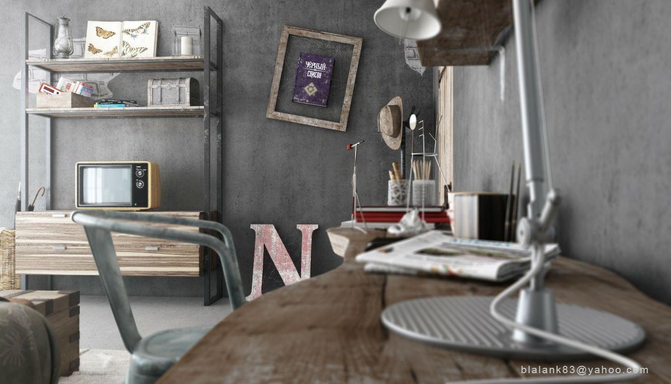 best inspiring industrial bedroom design #12a & best inspiring industrial bedroom design #12a | Industrial Bedroom ...