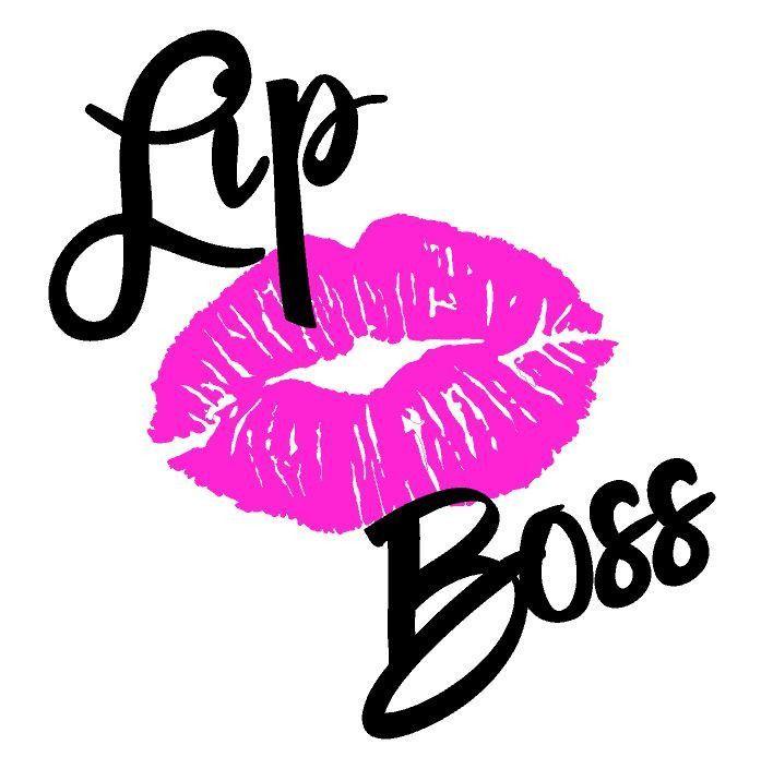 Lip Boss Lipsense T Shirt Lipsense Lip Boss Pink Lips