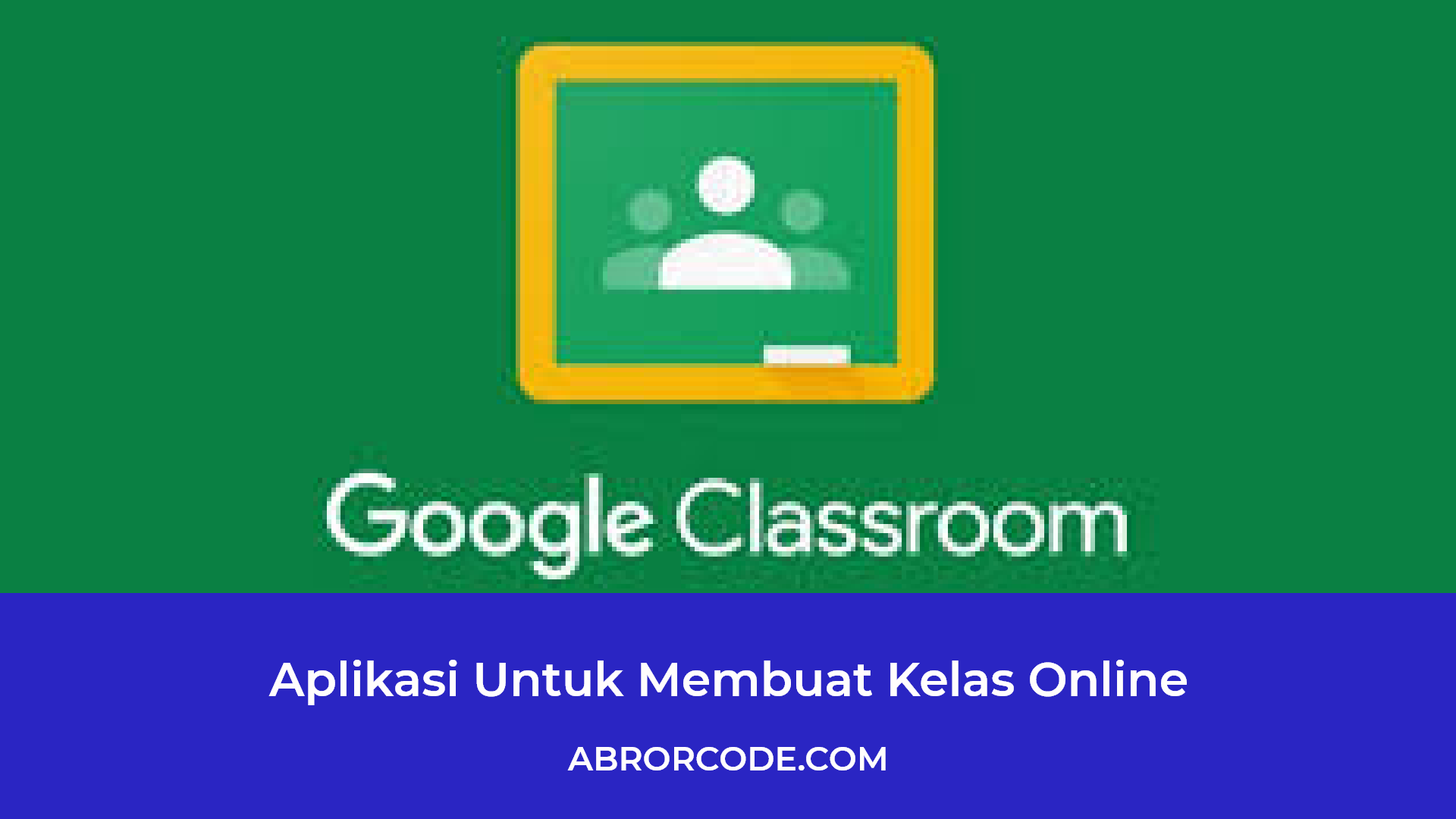 Aplikasi Untuk Membuat Kelas Online Di 2020 Pendidikan Aplikasi Belajar